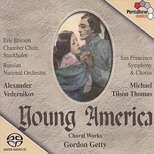GETTY: Choral Works de Alexander Vedernikov
