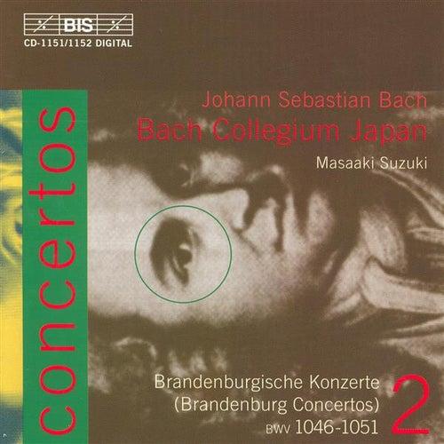BACH, J.S.: Concertos, Vol. 2 (Brandenburg Concertos BWV 1046-1051) by Bach Collegium Japan