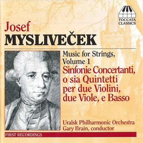 Mysliveček: VI Sinfonie Concertanti, Op. 2 by Uralsk Philharmonic Orchestra