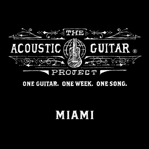 The Acoustic Guitar Project: Miami 2014 by Various Artists