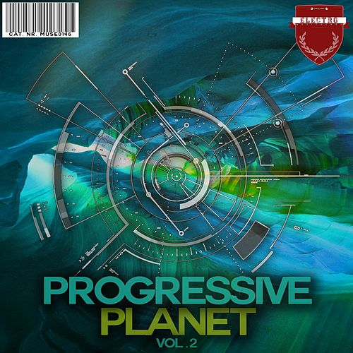 Progressive Planet, Vol. 2 by Various Artists