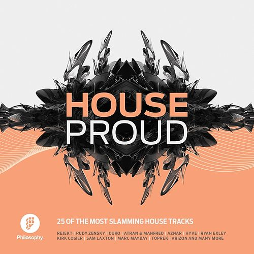 House Proud Vol. 1 (Best of house, future house and basshouse 2015 - 2016) de Various Artists