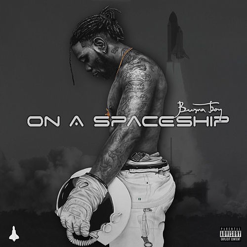 On a Spaceship de Burna Boy