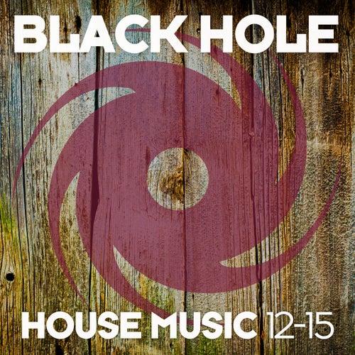 Black Hole House Music 12-15 von Various Artists