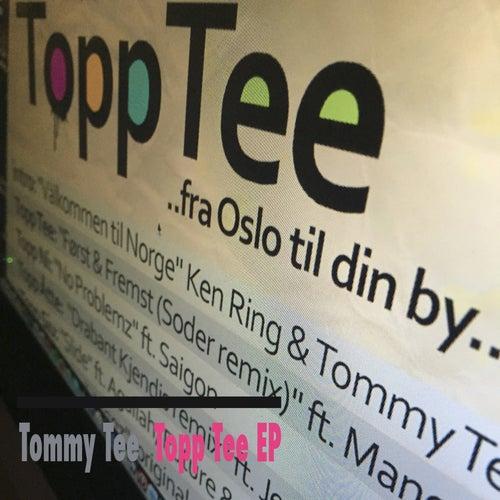 Topp Tee EP de Various Artists