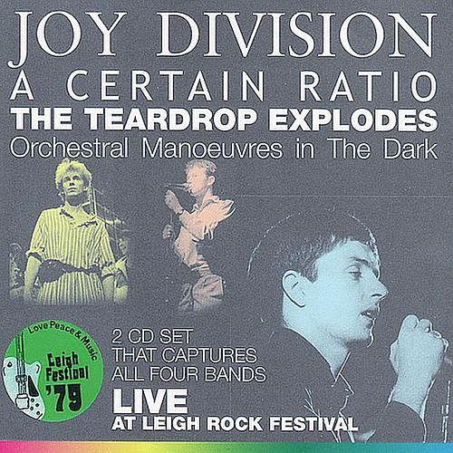 Live At Leigh Rock Festival '79 by Various Artists