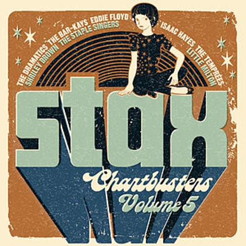 Stax Chartbusters, Vol. 5 by Various Artists
