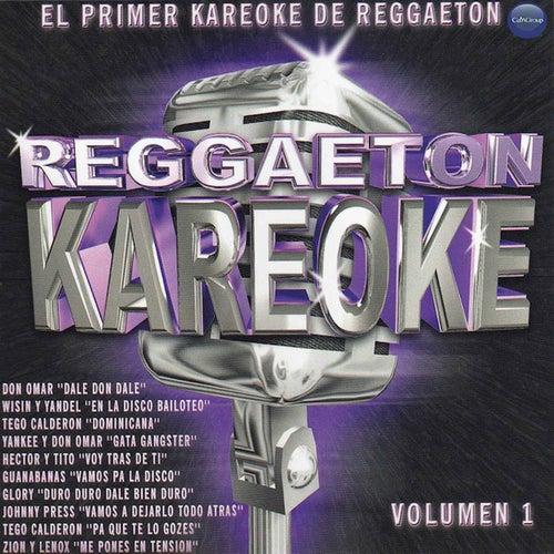 Reggaeton Karaoke Volume 1 von Various Artists
