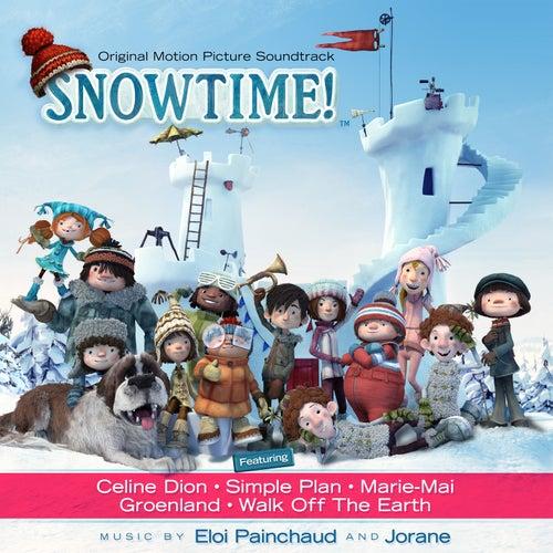 SNOWTIME! (Original Motion Picture Soundtrack) by Various Artists