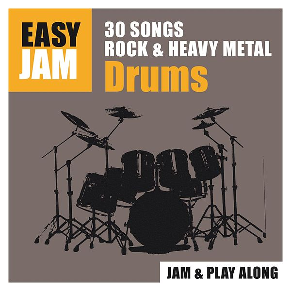 Hard & Heavy - Drums by Easy Jam
