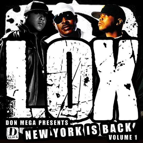 New York Is Back, Vol. 1 de The Lox