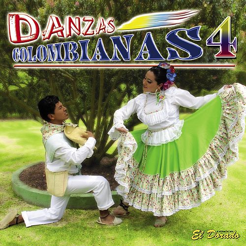 Danzas Colombianas, Vol. 4 de Various Artists