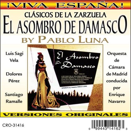 El Asombro de Damasco de Orquesta De Camara De Madrid
