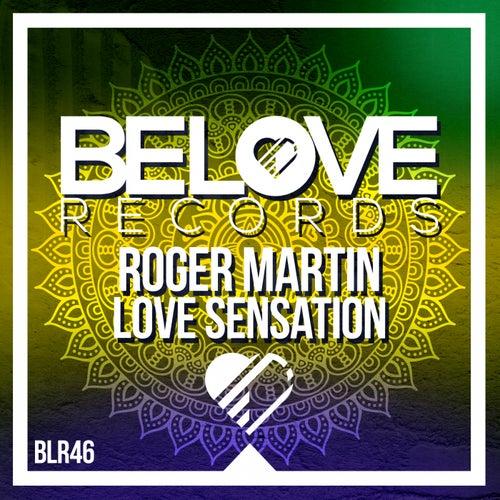 Love Sensation - Single by Roger Martin