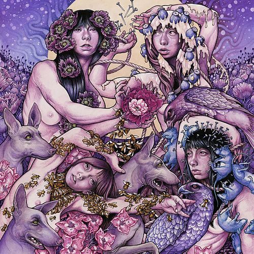 Purple de Baroness