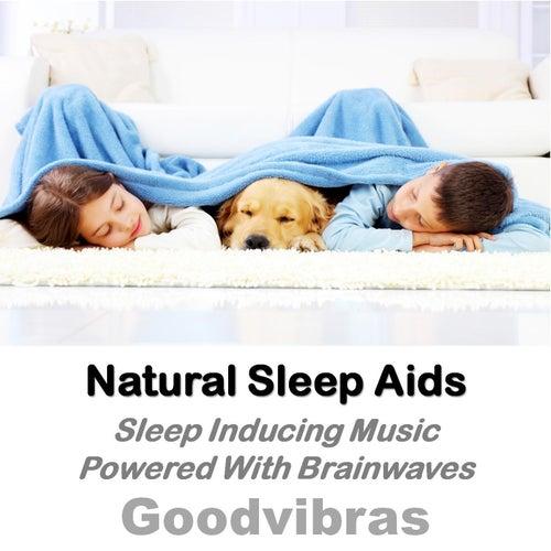 Natural Sleep Aids (Sleep Inducing Music Powered With Brainwaves) by Goodvibras