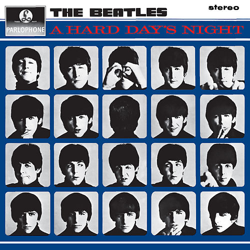 A Hard Day's Night (Remastered) fra The Beatles