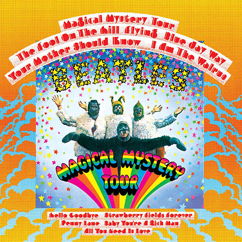 Magical Mystery Tour de The Beatles