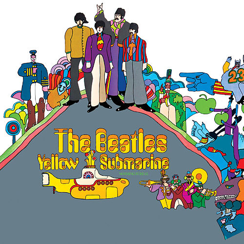 Yellow Submarine (Remastered) fra The Beatles