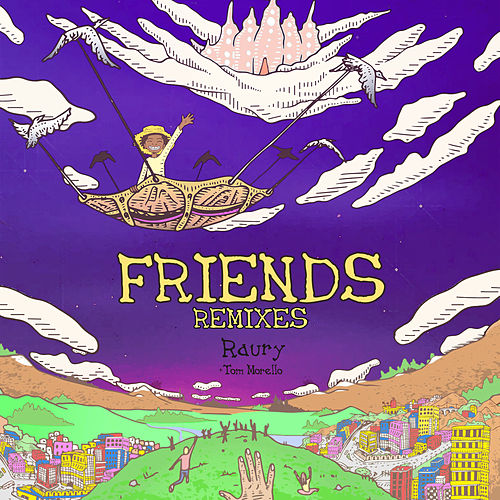 Friends (Tom Misch Remixes) de Raury