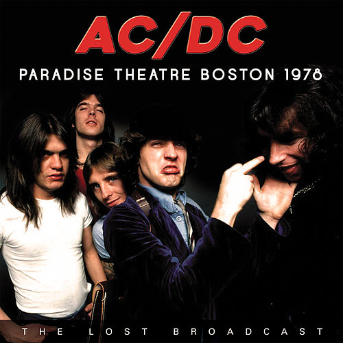 Paradise Theatre Boston 1978 (Live) de AC/DC