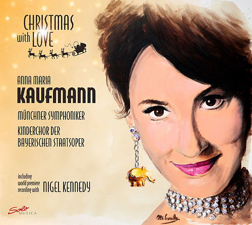 Christmas with Love van Anna Maria Kaufmann