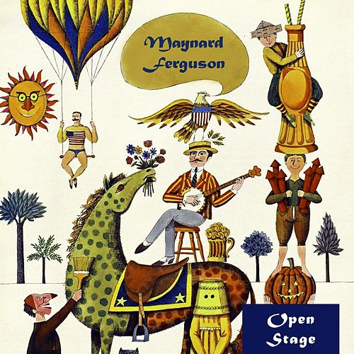Open Stage von Maynard Ferguson Chris Connor