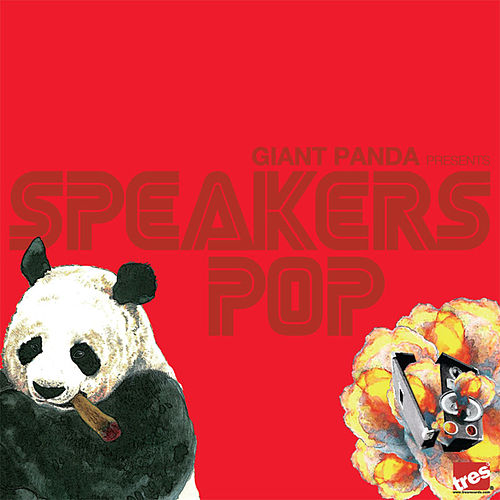 Speakers Pop by Giant Panda
