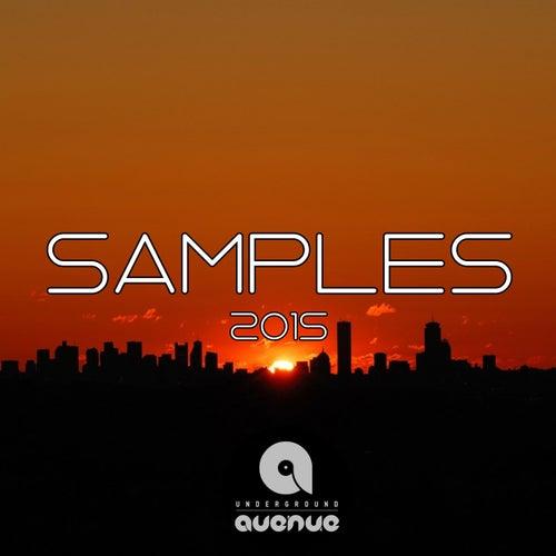 Samples 2015 - EP de Various Artists
