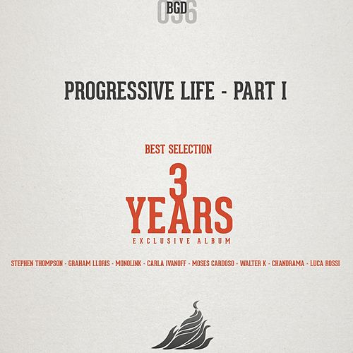Progressive Life, Pt. 1 - EP by Various Artists