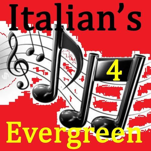 Italian's Evergreen Vol.4 von Various Artists