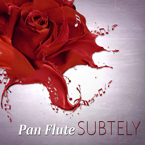 Pan Flute Subtely - Background Music for Reading,    by Pan