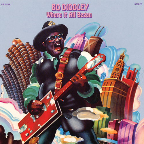 Where It All Began de Bo Diddley
