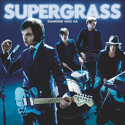 Diamond Hoo Ha de Supergrass