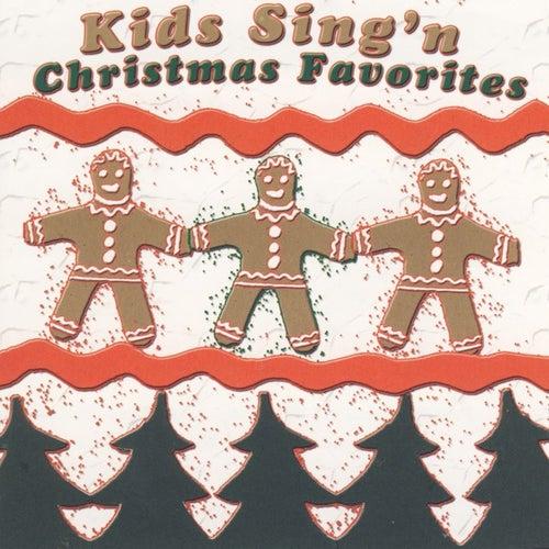 Kids Sing'n Christmas Favorites by Kids Sing'n