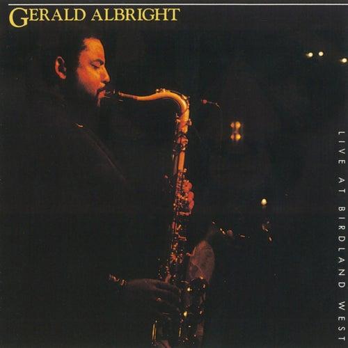 Live At Birdland West fra Gerald Albright