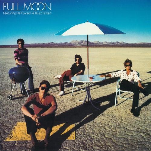Full Moon featuring Neil Larsen and Buzz Feiten von Larsen-Feiten Band