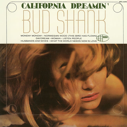 California Dreamin' von Bud Shank