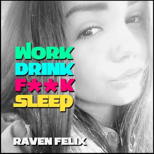 Work Drink Fuck Sleep de Raven Felix