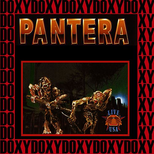 Live in USA, 1992, 1993 (Doxy Collection, Remastered, Live on Fm Broadcasting) de Pantera