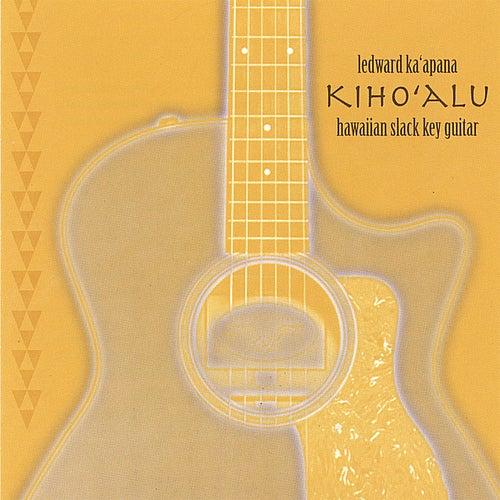 Kiho'alu Hawaiian Slack Key Guitar de Ledward Kaapana