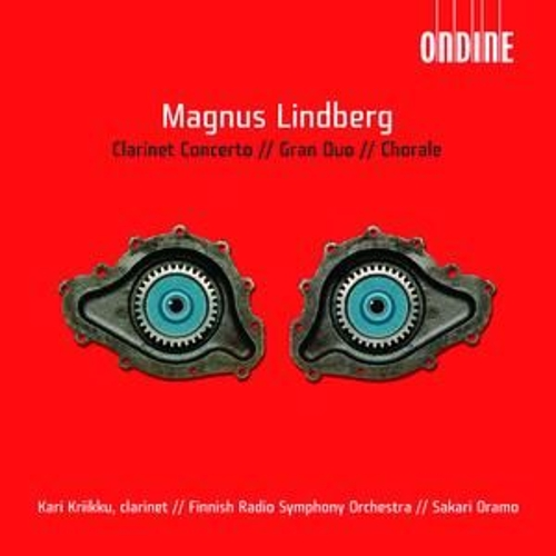 Lindberg: Clarinet Concerto; Gran Duo; Chorale by Various Artists