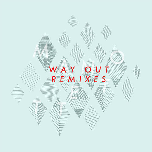 Way Out - Remixes EP von Manotett