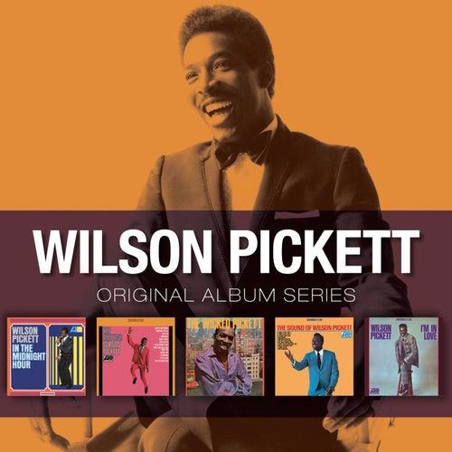 Original Album Series by Wilson Pickett