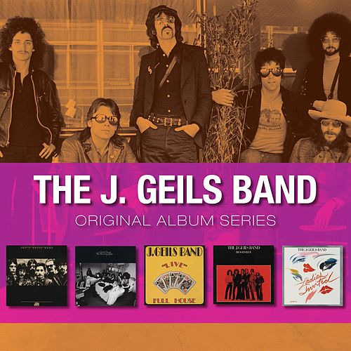 Original Album Series de J. Geils Band