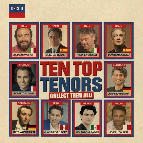 Ten Top Tenors de Various Artists