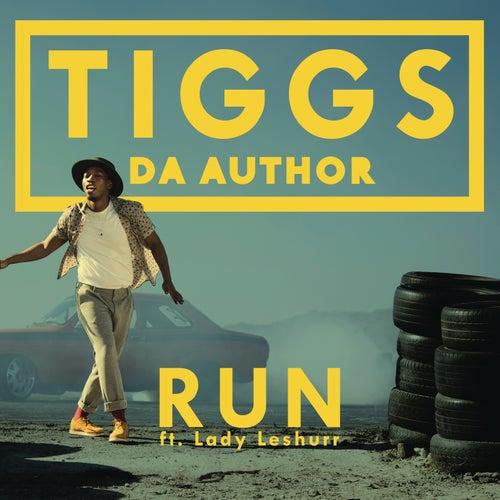 Run von Tiggs Da Author