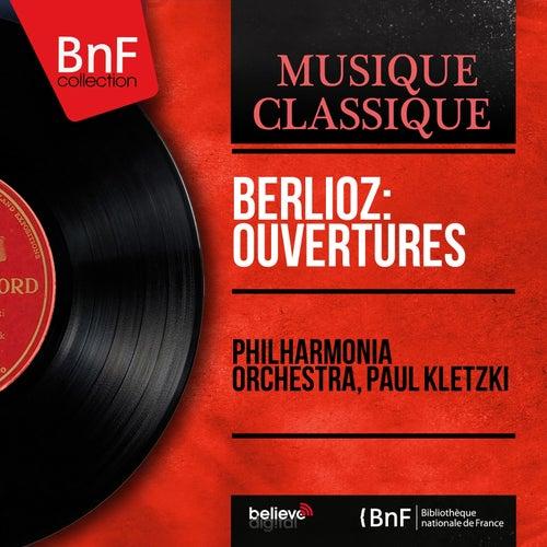 Berlioz: Ouvertures (Mono Version) von Philharmonia Orchestra