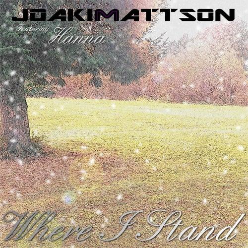 Where I Stand by Joakim Mattson