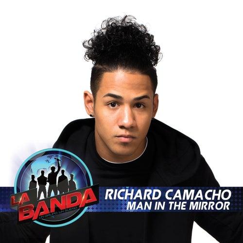 Man in the Mirror (La Banda Performance) by Richard Camacho